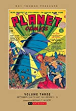 Planet Comics Collected Works: Vol 3: Roy Thomas Presents
