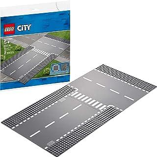 LEGO City Rectas e Intersección en T