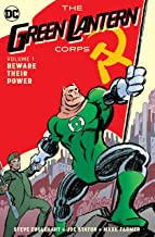 Green Lantern Corps: Beware Their Power