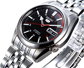 Seiko Analog Men Watch - SNK375J1 Silver