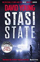 Stasi State: The gripping cold war thriller perfect for fans of Robert Harris