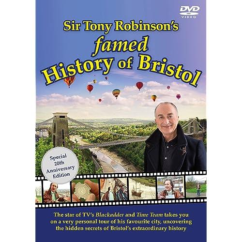 Sir Tony Robinson's famed History of Bristol