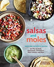 salsa recipe book