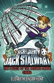 Jack Stalwart: The Puzzle of the Missing Panda (Jack Stalwart)
