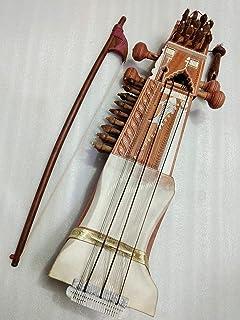 IMPI Sarangi professional quality tun wood with original bow and heavy padded bag