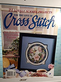 For the Love of Cross Stitch Magazine - Vol. 11 #20 - July 1999