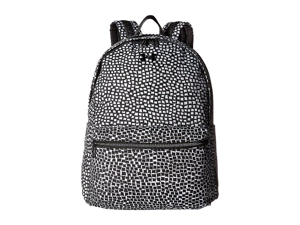 Under Armour UA Favorite Backpack (Black/White/Black) Backpack Bags