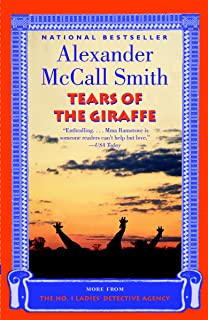Tears of the Giraffe (No 1. Ladies' Detective Agency Book 2)