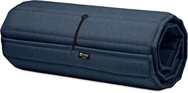 Classic Accessories Storigami Water-Resistant 74 x 23 Inch Chaise Lounge Cushion, Heather Indigo