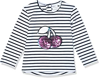 Stummer Girls Fashion Shirt Long Sleeve Casual T-Shirt, Color Multi Color, Size 6 - 12 Months