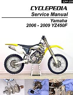 yamaha yz450f manual