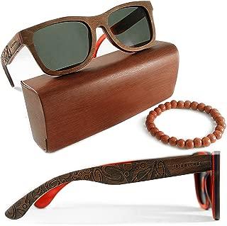 Best maple wood sunglasses Reviews