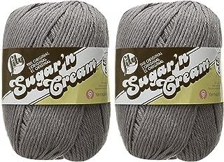 Best dark grey cotton yarn Reviews