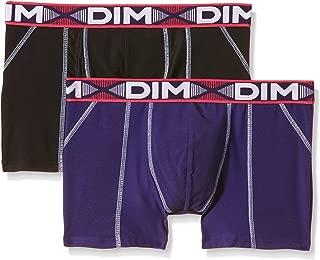 DIM Men's 01N1-Multicolour (5C5) Boxers