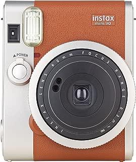 Instax Mini 90 Neo Classic Brown