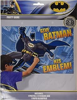 Batman Party Game, Party Favor