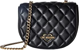 LOVE Moschino - Super Quilted Crossbody