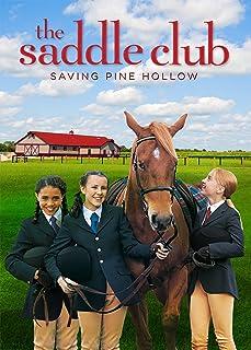 Saddle Club-Saving Pine Hollow