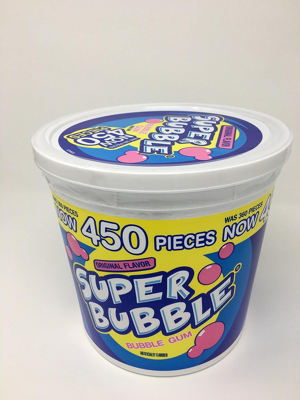 Super Bubble Bucket Original, 450 Count
