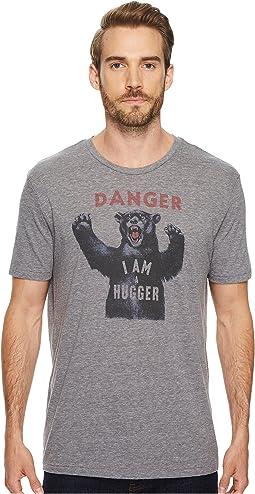 Lucky Brand - Bear Hugger Graphic Tee