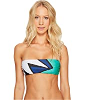 Mara Hoffman - Superstar Bandeau Top