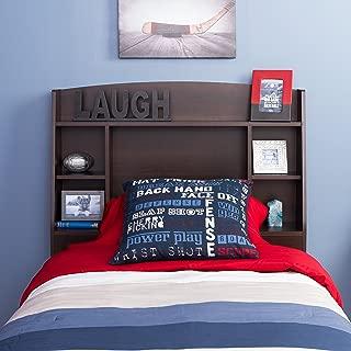 Best twin bed shelf headboard Reviews