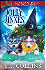 Jolly Jinxes: A Christmas Paranormal Cozy Mystery Kindle Edition