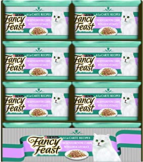 Fancy Feast A La Carte Chicken Florentine, 24x85g