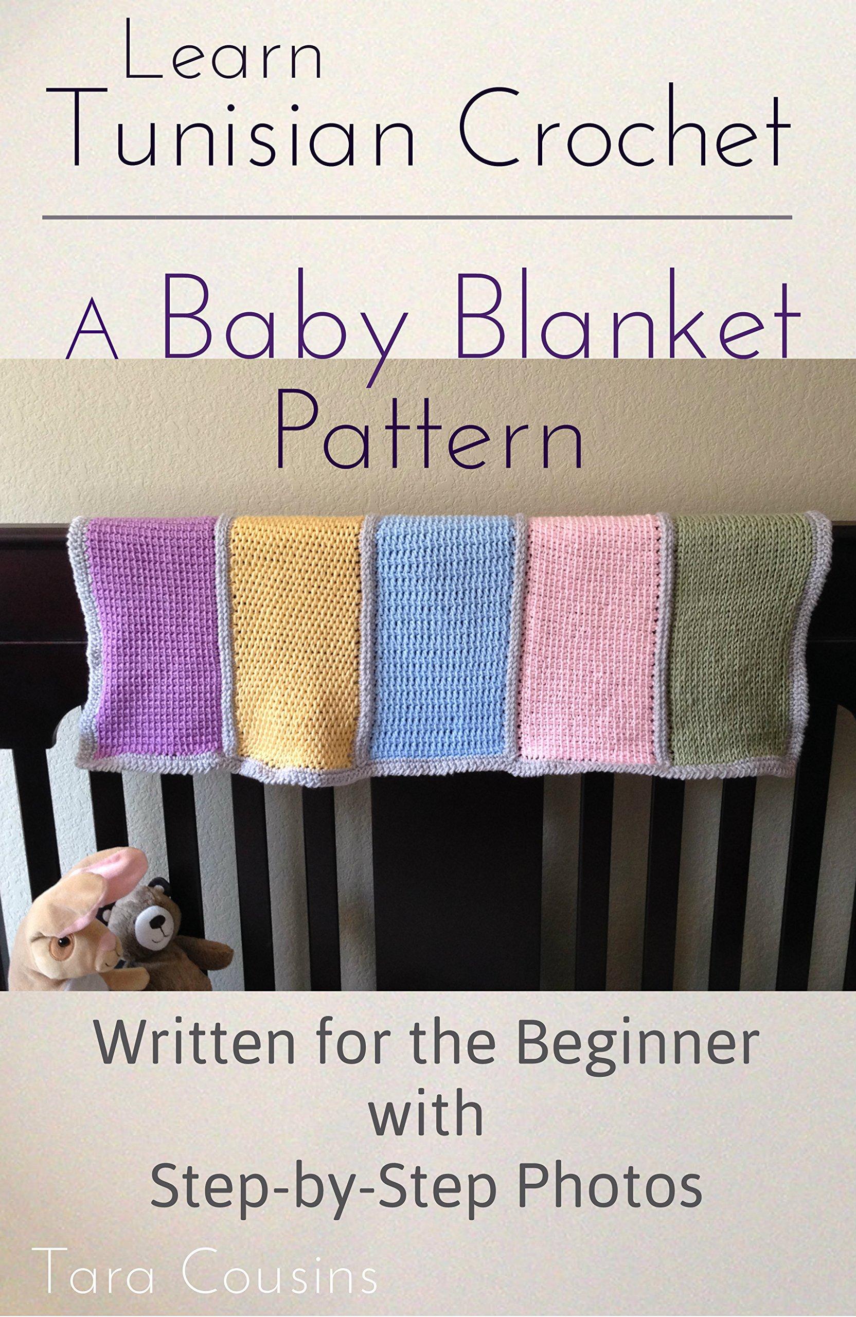 Tunisian Crochet Baby Crochet For Beginners