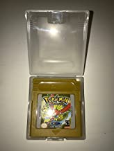 Pokemon Gold Version for Nintendo Game Boy Color GBA GBC w/ Case (Third Party Game - REMANUFACTURED VERSION)