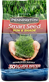 Pennington Smart Sun and Shade Grass Seed, 7 Pounds, Old Version