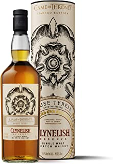 Clynelish Reserve Single Malt Scotch Whisky - Haus Tyrell Game of Thrones Limitierte Edition 1 x 0.7 l