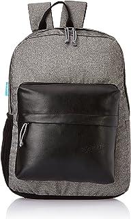 F Gear Emprise Grey, Black 23 Ltrs Backpack (3363)