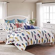 Greenland Home Dream Catcher Quilt Set, 4-Piece Twin/Twin XL, Multi