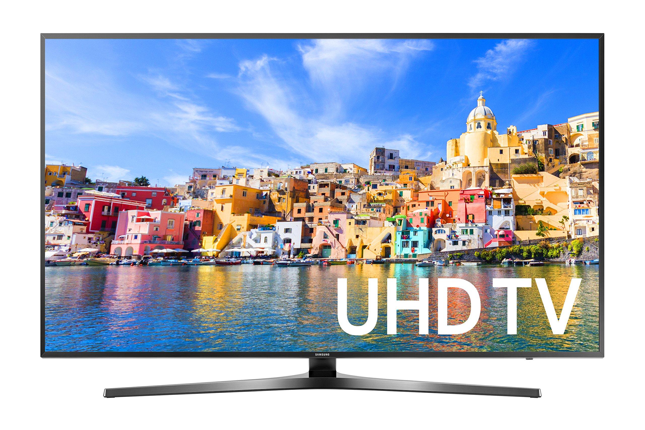 Samsung Curved 4K Ultra HD Smart LED TV3 de 55 Pulgadas: Amazon.es: Electrónica