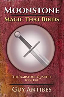 Moonstone | Magic That Binds (The Warstone Quartet Book 1)