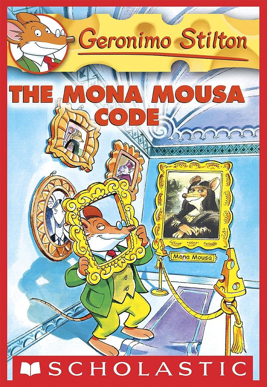スムーズに注目すべき導体Geronimo Stilton #15: The Mona Mousa Code (English Edition)