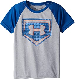 Under Armour Kids Sync Home Plate Short Sleeve Tee (Little Kids/Big Kids)