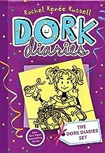 The Dork Diaries Set: Dork Diaries Books 1, 2, 3, 3 1/2, 4, and 5