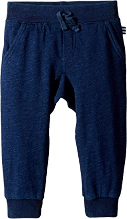 Splendid Littles Always Baby French Terry Indigo Jogger (Toddler/Little Kids)