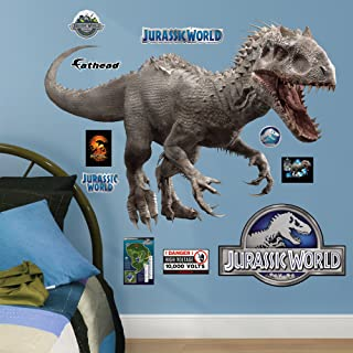 FATHEAD Indominus Rex: Jurassic World-X-Large Officially Licensed Removable Wall Decal