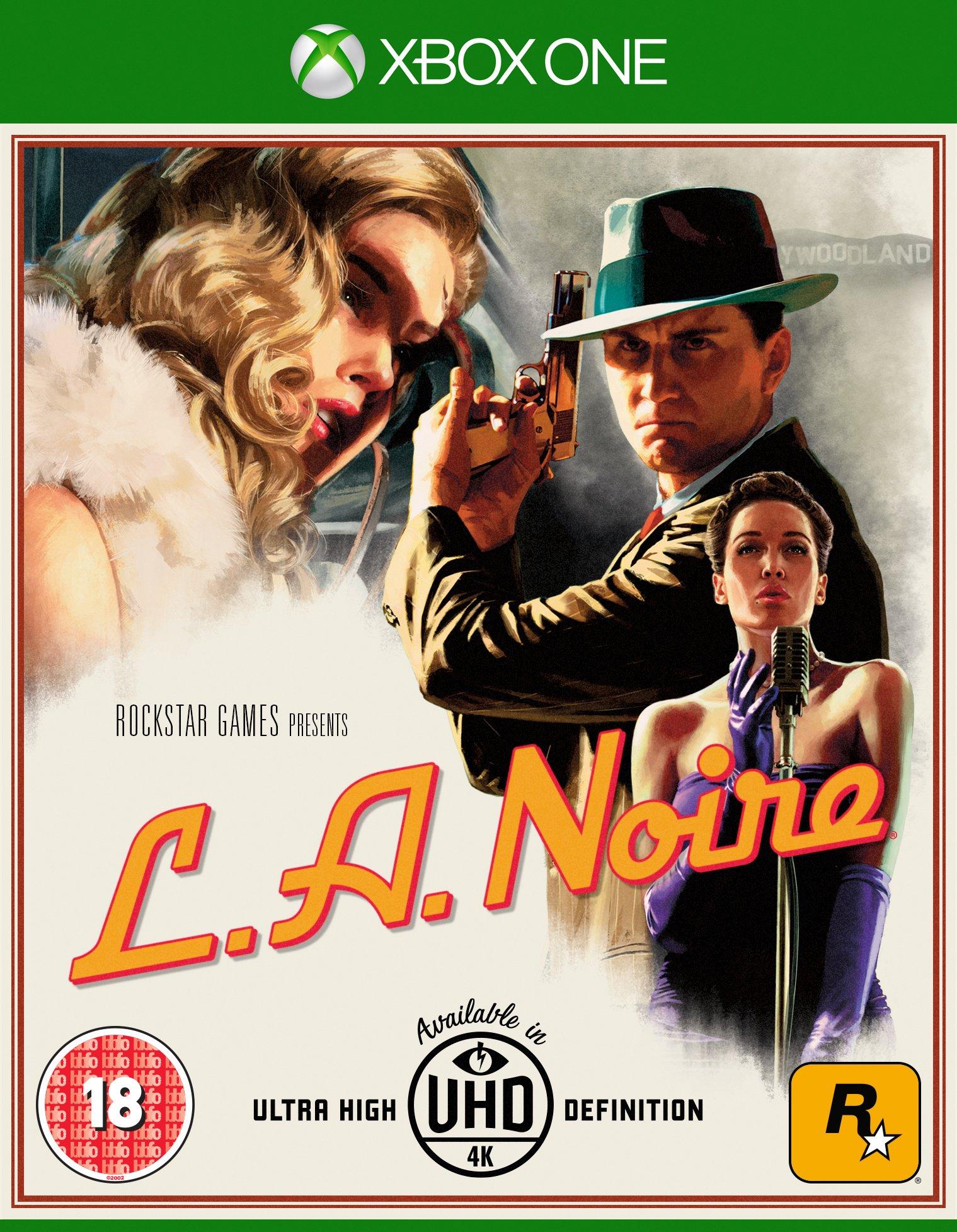 L.A. Noire - Xbox One [Importación inglesa]: Amazon.es: Videojuegos