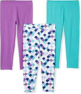 آمازون مارک - لباس شلوار بچه گانه دخترانه Zebra و کودکان 3-بسته کاپری