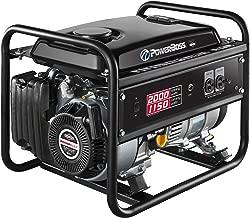 PowerBoss 30665, 1150 Running Watts/2000 Starting Watts, Gas Powered Portable Generator
