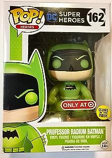 Funko Pop DC Super Heroes Professor Radium Batman Glow In The Dark Exclusive 162