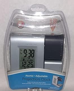 Atomic Adjustable Projection Clock
