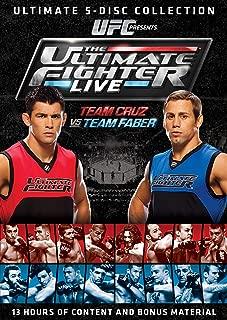 Ult Fighter Live Cruz Vs Faber