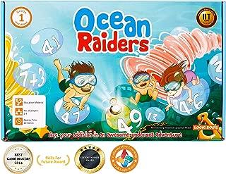 LogicRoots Ocean Raiders Math Addition Board Game