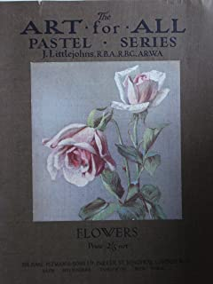 The Art For All Pastel Series Flowers