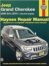 Haynes 50026 Jeep Grand Cherokee Repair Manual (2005-2014)